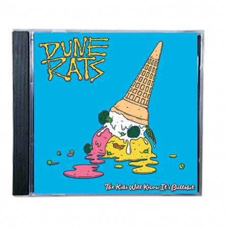 The Kids Will Know It's Bullshit (CD)