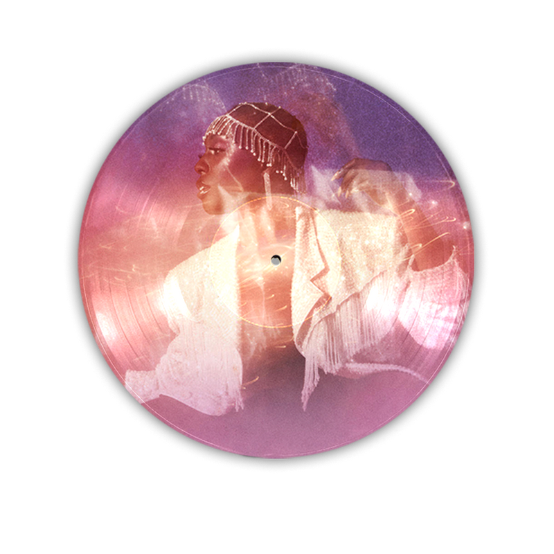 Pink Noise Exclusive Zoetrope Picture Disc
