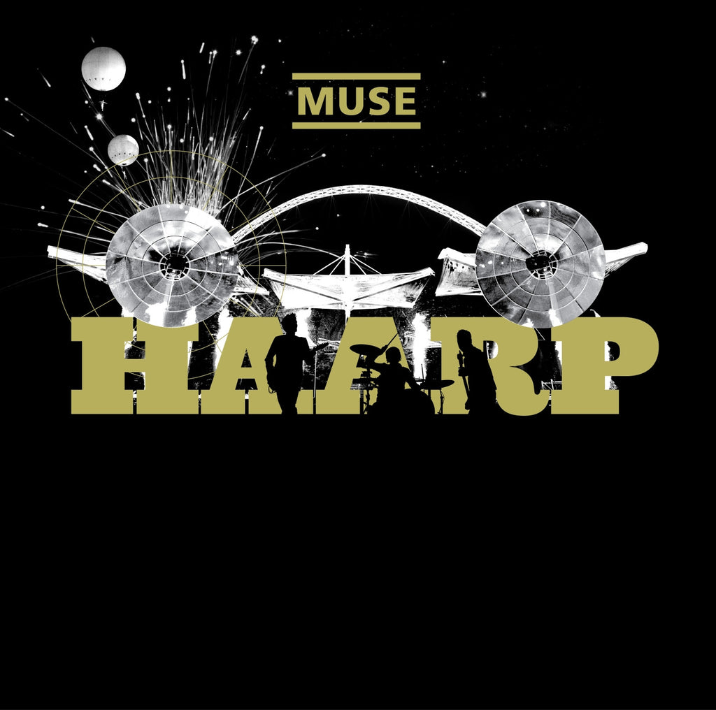 Haarp (Live at Wembley) (CD & DVD)