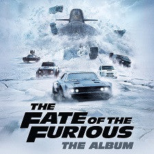 The Fate Of The Furious: The Album (CD)