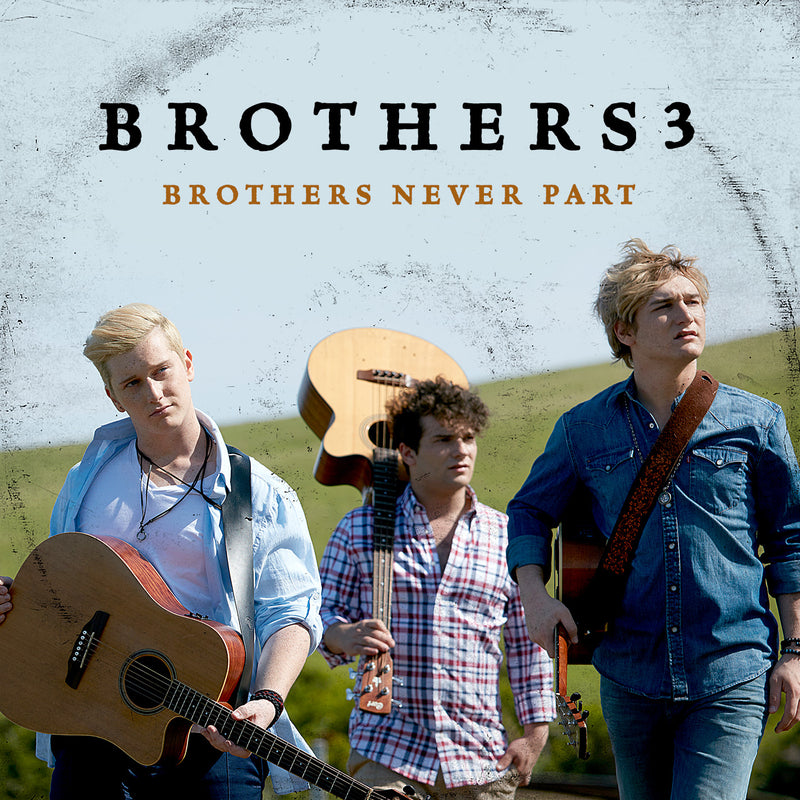 Brothers Never Part (CD)