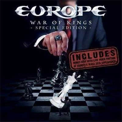 War of Kings (CD/DVD)