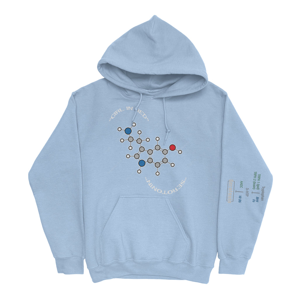 serotonin hooded sweatshirt