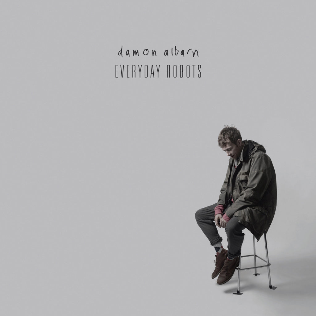Everyday Robots (CD+DVD)