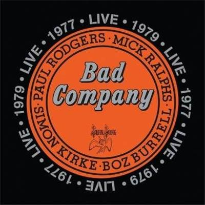Bad Company: Live In Concert 1977 & 1979