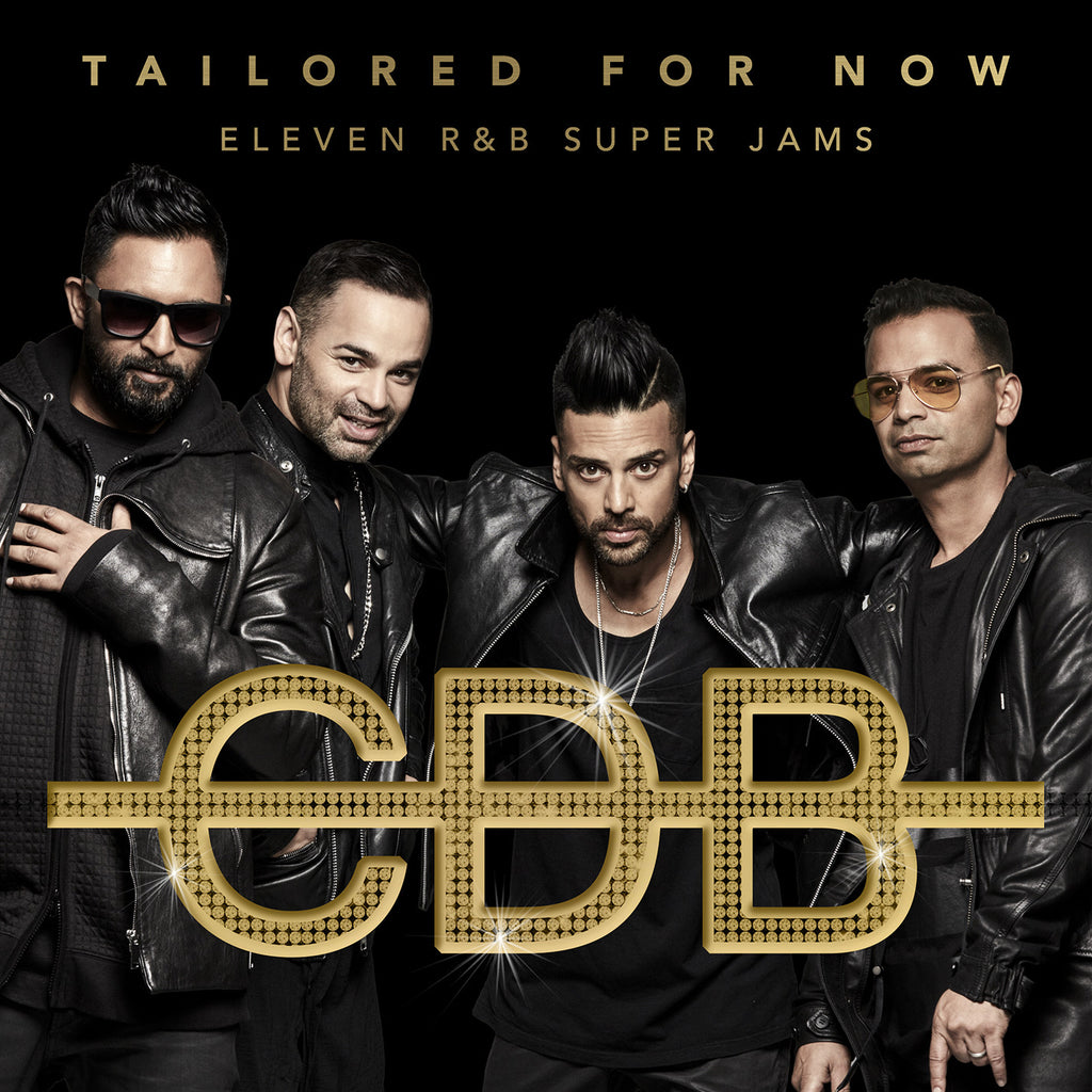 Tailored For Now - Eleven R&B Super Jams (CD)