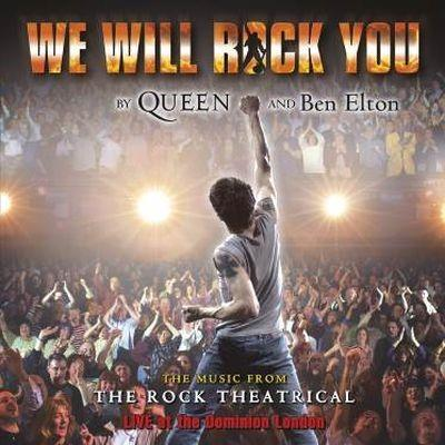 We Will Rock You: Cast Album (CD) | Various Artists