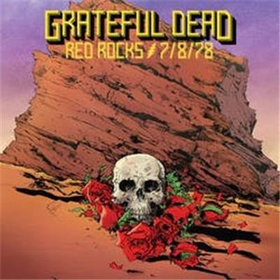 Red Rocks Ampitheatre, Morrison, CO 7/8/78