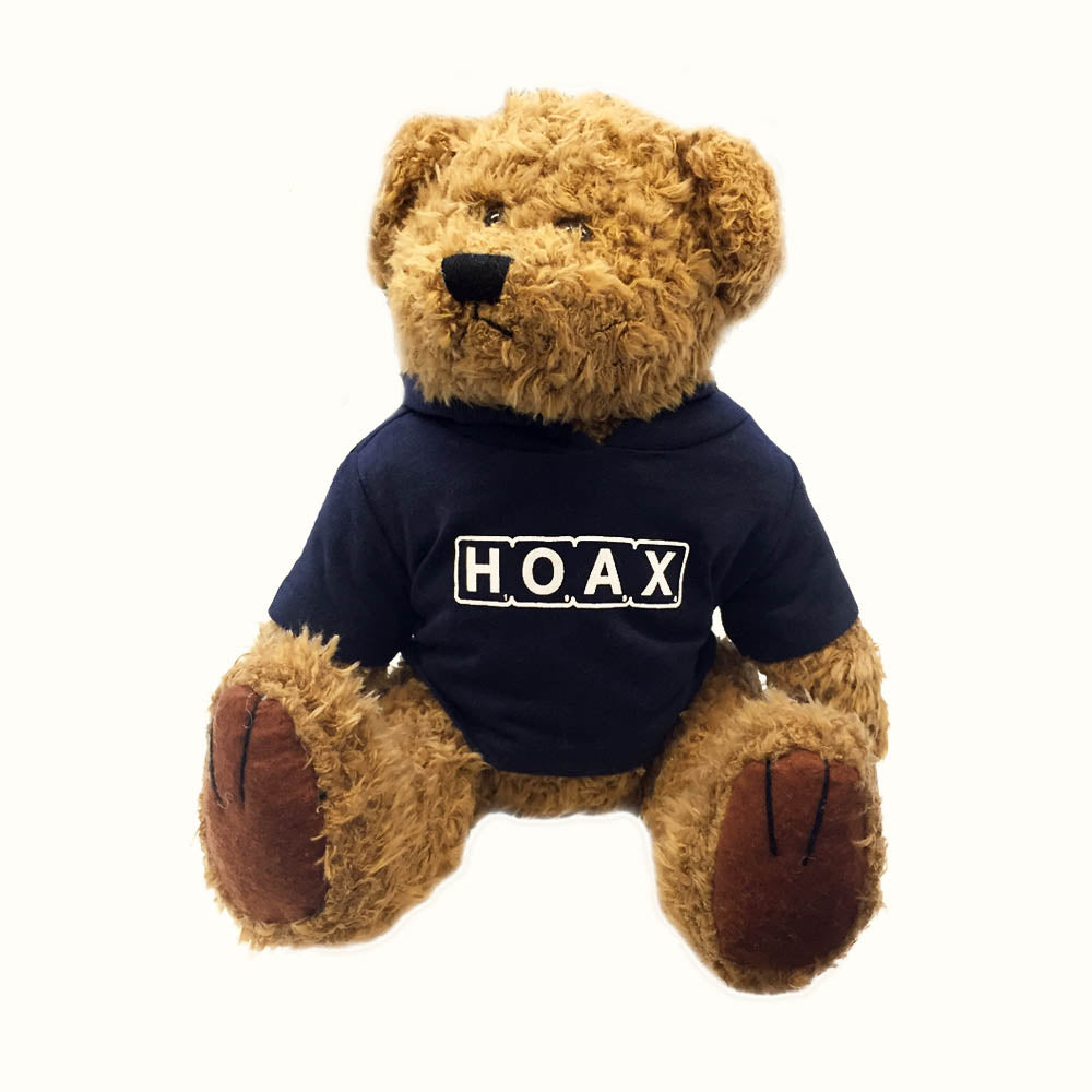 Ted Sheeran HOAX Bear