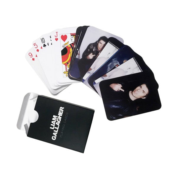 Polaroid Photo Playing Cards