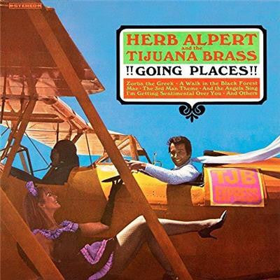 !!!Going Places!!! (Vinyl)