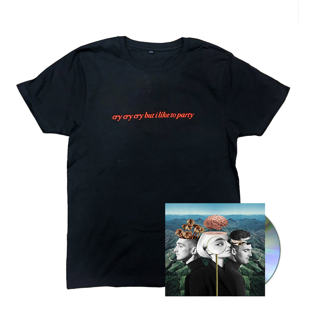 What is Love? (Deluxe CD and Exclusive Album T-Shirt)
