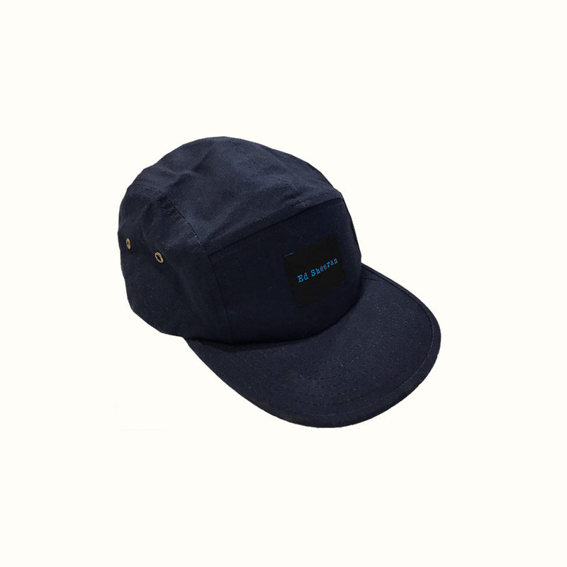 Divide World Tour 5 Panel Cap