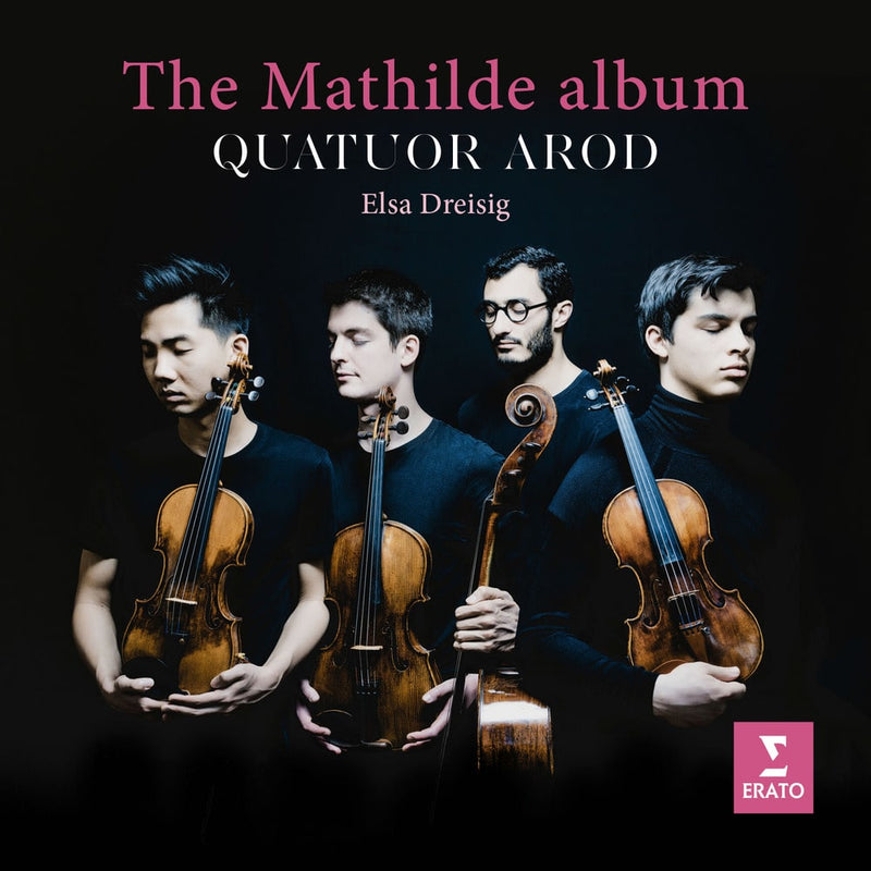 The Mathilde Album (CD)