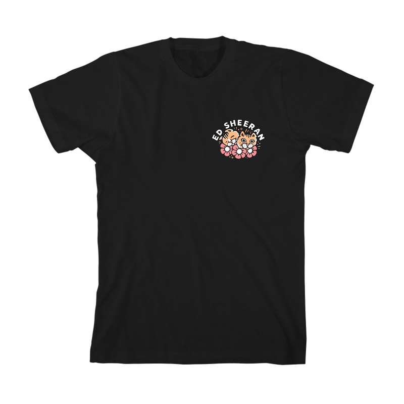 Cats Tour T-shirt