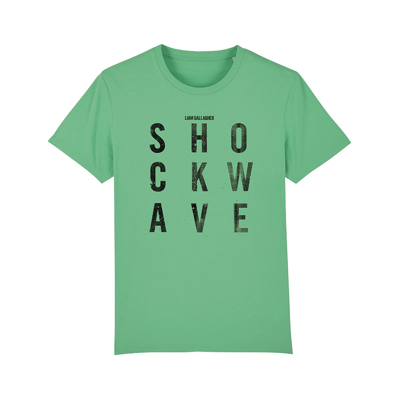 Shockwave Green T-Shirt