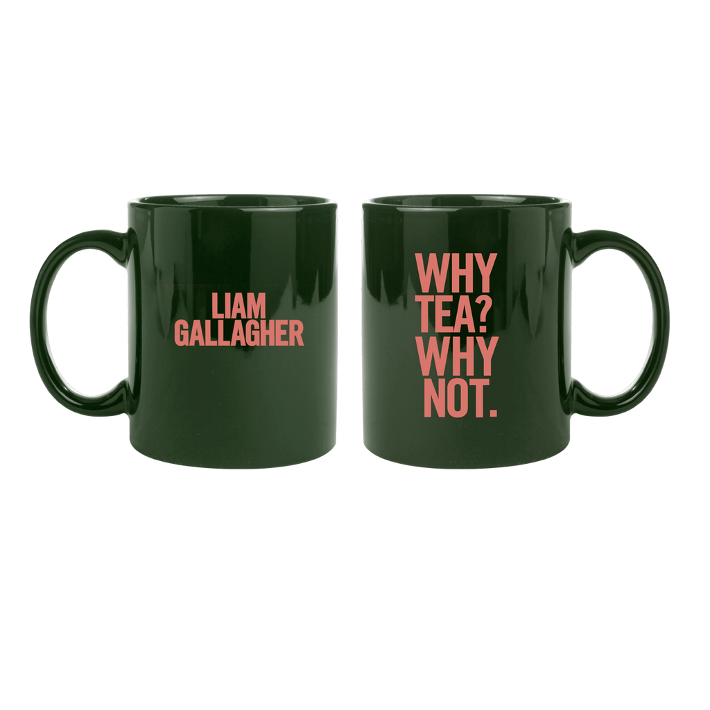 Why Tea Why Not Mug