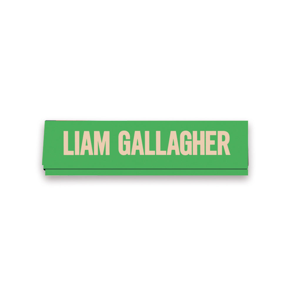 Liam Gallagher King Size Rolling Papers
