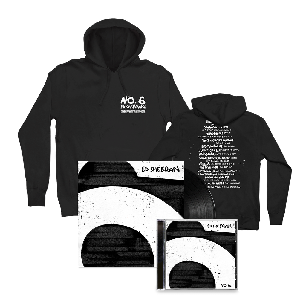 No.6 Collaborations Project (CD, Vinyl + Hoodie)