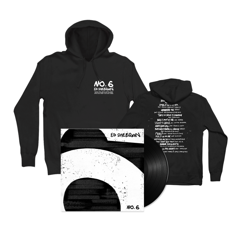 No.6 Collaborations Project (Vinyl + Hoodie)