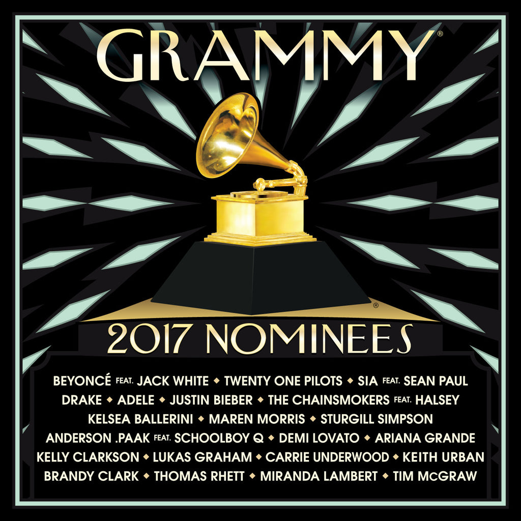 2017 GRAMMY® Nominees