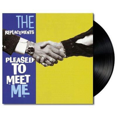 Pleased To Meet Me (Vinyl)