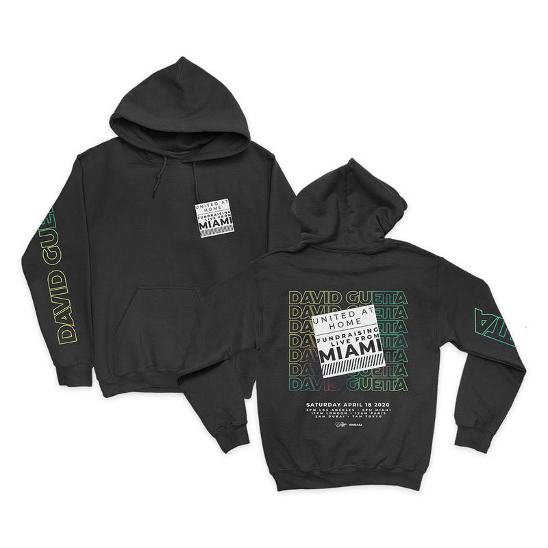 United At Home Miami Hoodie