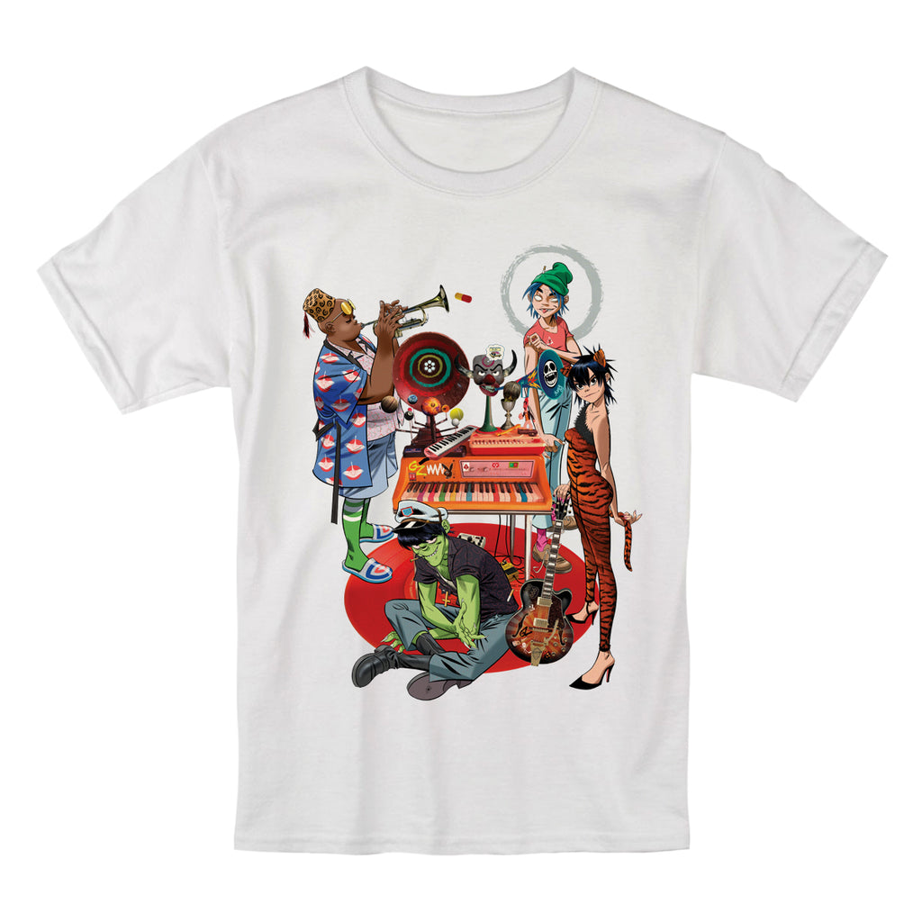 Song Machine Band T-shirt