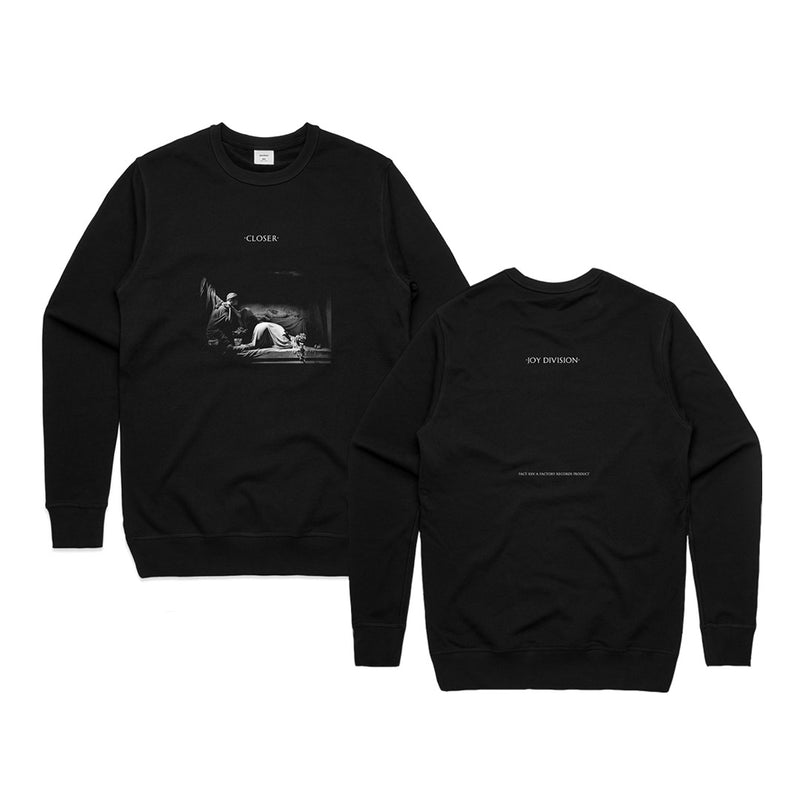 Closer Fac XXV Black Sweatshirt
