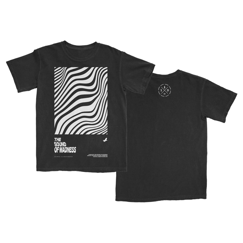 Sound of Madness T-Shirt (Black)