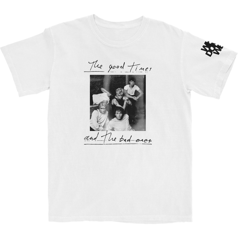 Good Times Cover T-Shirt + Digital Album