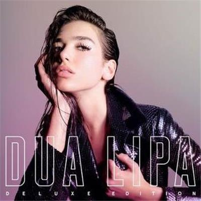 Dua Lipa (Deluxe Edition) - Signed