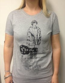 Lewis Watson Illustration T-Shirt