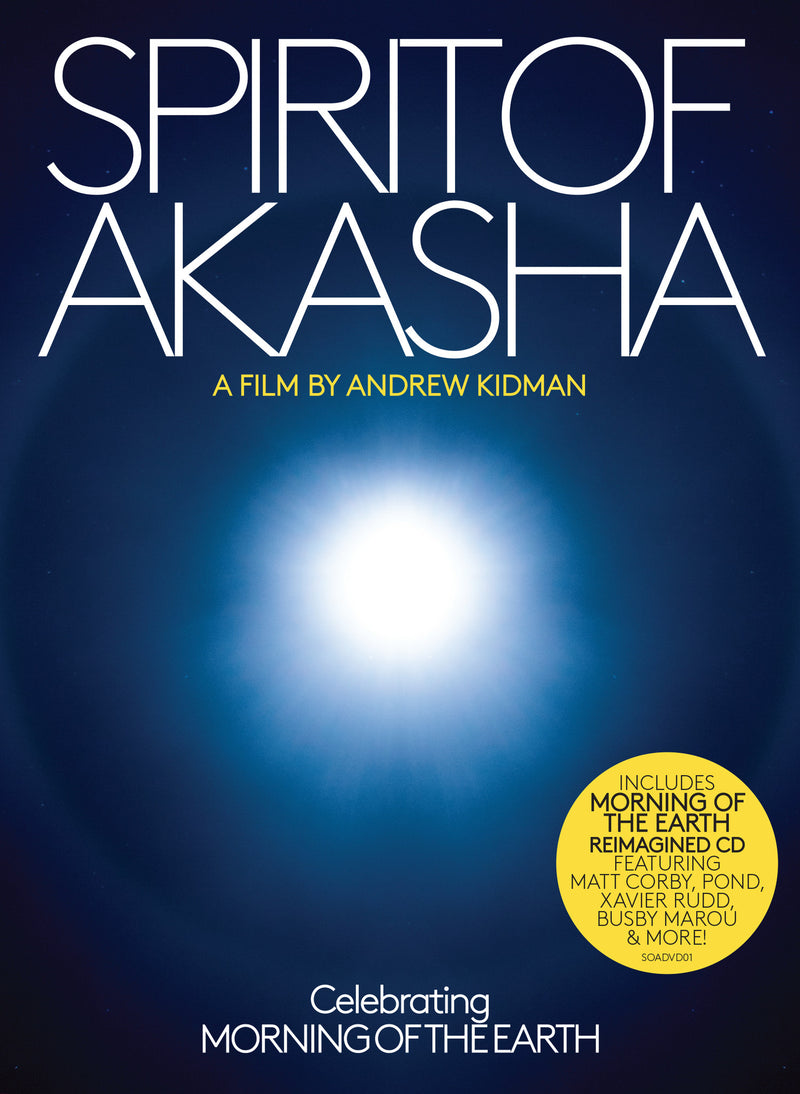 01. Spirit Of Akasha (Deluxe Digipak DVD)