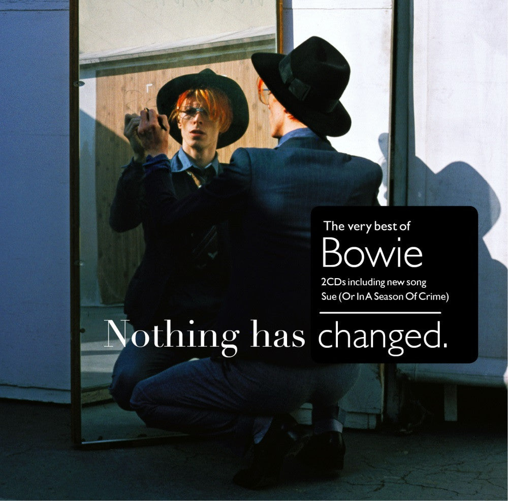Nothing Has Changed - The Best of David Bowie (2CD)