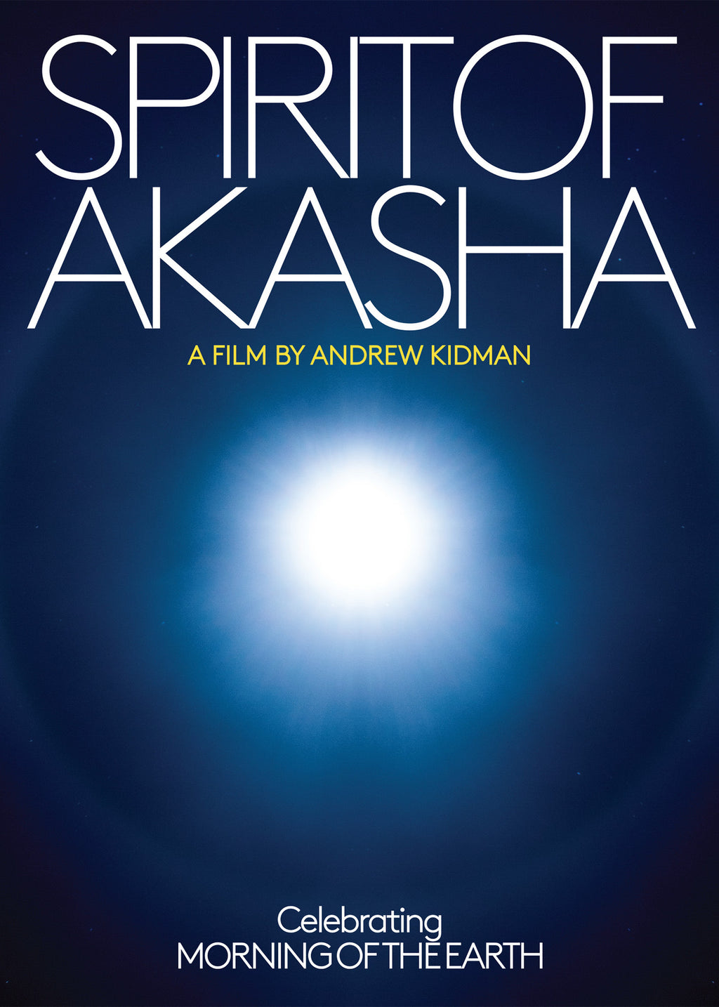 01. Spirit Of Akasha (Standard Amaray DVD)