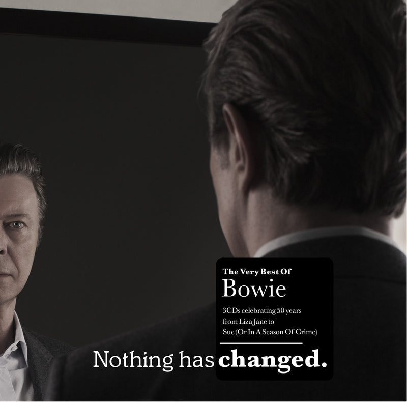 Nothing Has Changed - The Best of David Bowie (3CD)