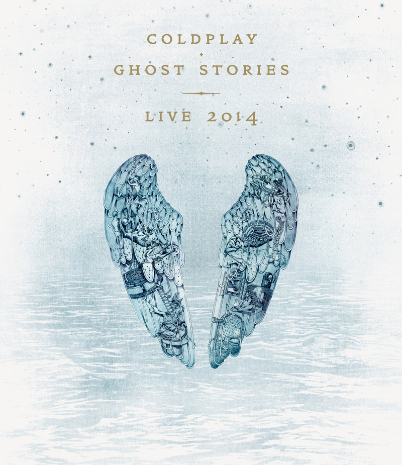 Ghost Stories (CD/DVD)