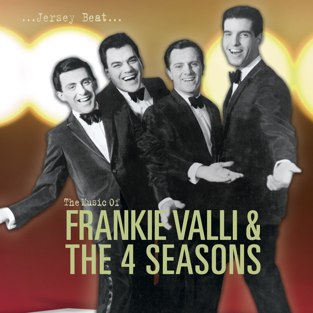 Jersey Beat: The Music of Frankie Valley & The 4 Seasons (3CD/DVD)