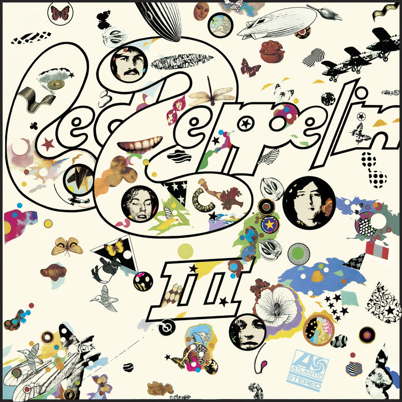 "Led Zeppelin III (2014 Re-Issue 12"" Vinyl)"
