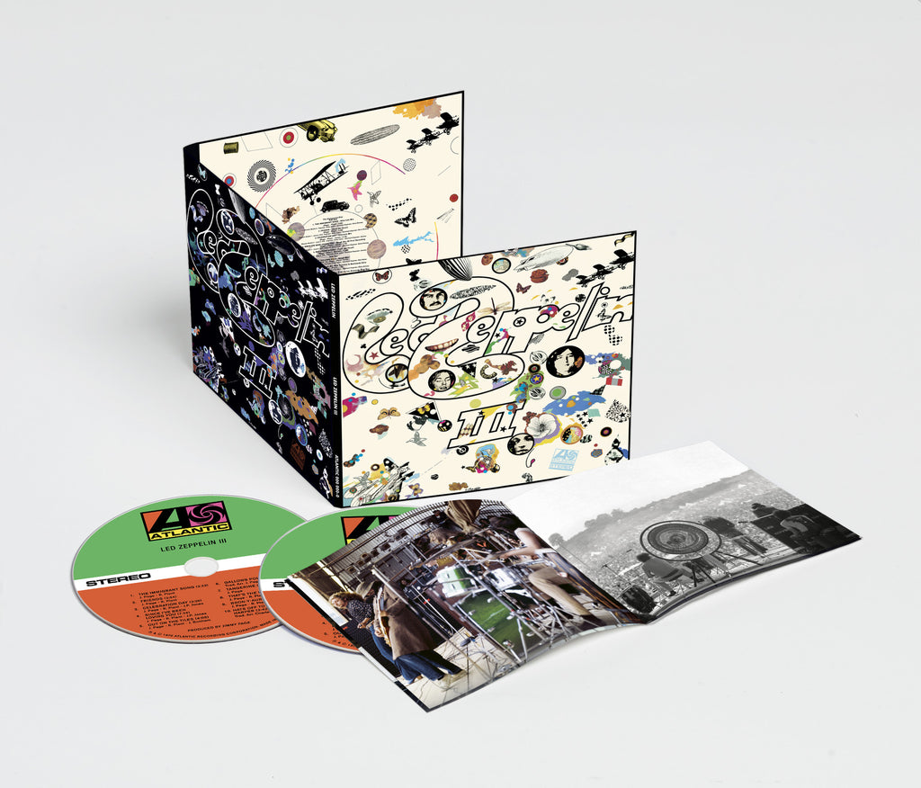 Led Zeppelin III (2014 Re-Issue Deluxe CD)