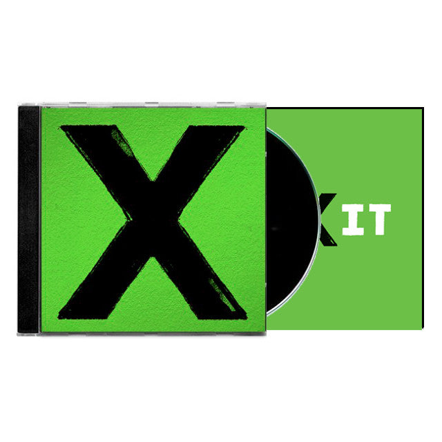 x' - edxit Version (Limited Edition CD)