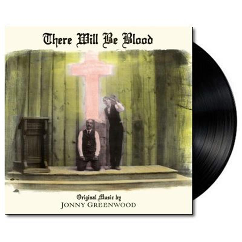 There Will Be Blood (Vinyl)
