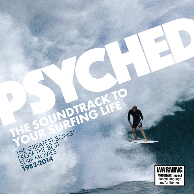 PSYCHED: The Soundtrack To Your Surfing Life (CD)