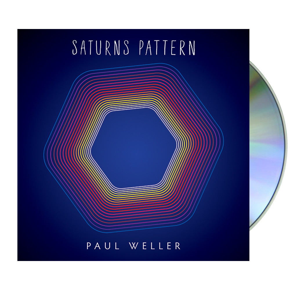 Saturns Pattern (CD)