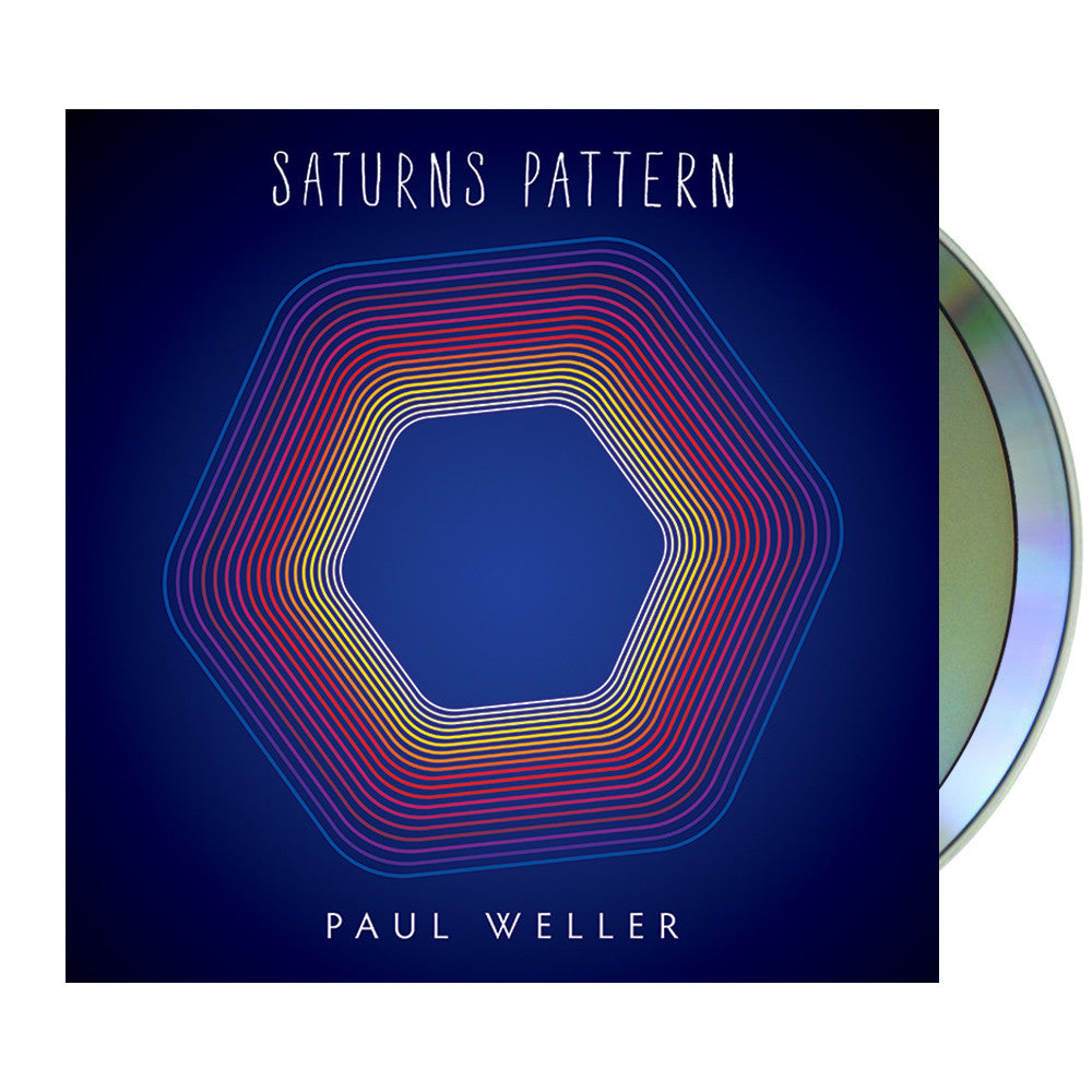 Saturns Pattern (CD/DVD)