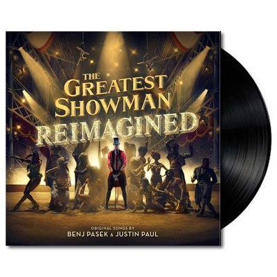The Greatest Showman: Reimagined (Vinyl) | The Greatest Showman