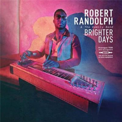 Brighter Days (CD) | Robert Randolph & The Family Band