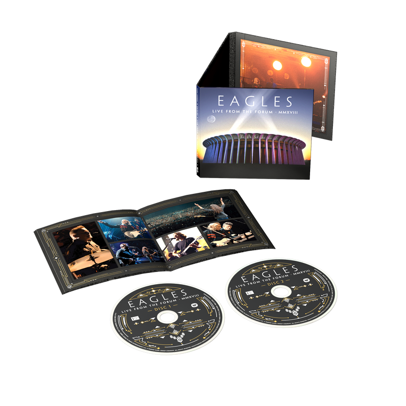 Live From The Forum MMXVIII 2CD