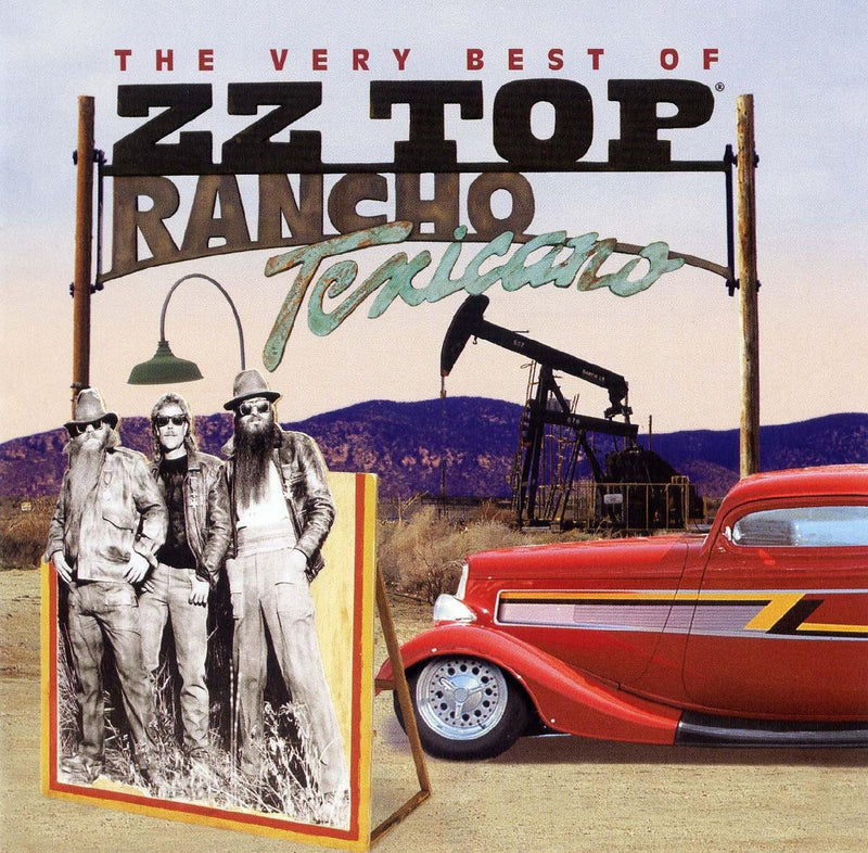 The Very Best Of ZZ Top: Rancho Texicano (2CD)
